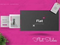 FLAT - Powerpoint Template