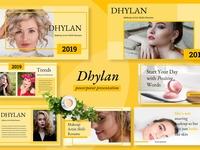 Dhylan - Beauty Salon Powerpoint