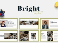Bright - Powerpoint Template