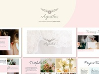 Agatha - Wedding Planner Powerpoint