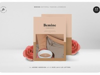 BEMINE Editorial Fashion Lookbook