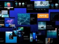 UNDER SEA - Powerpoint Template