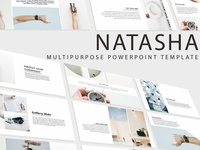 Natasha - Powerpoint Template