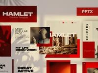 HAMLET - Urban Style Powerpoint