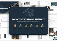 [PPTX] Agency - PowerPoint Template