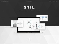 STIL Powerpoint Template