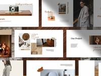 PHOVIA - Lookbook Style Powerpoint