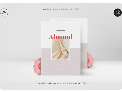 ALMOND Fashion Design Portfolio