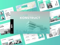 Konstruct - Business Powerpoint