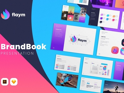 Flaym Brand Book & Style Guide