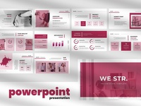 We STR - Business Powerpoint