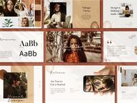 Viersa Lookbook Powerpoint Template