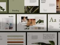 CHLOVIA - Keynote Brand Guidelines