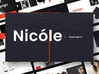 Nicole - PowerPoint Template