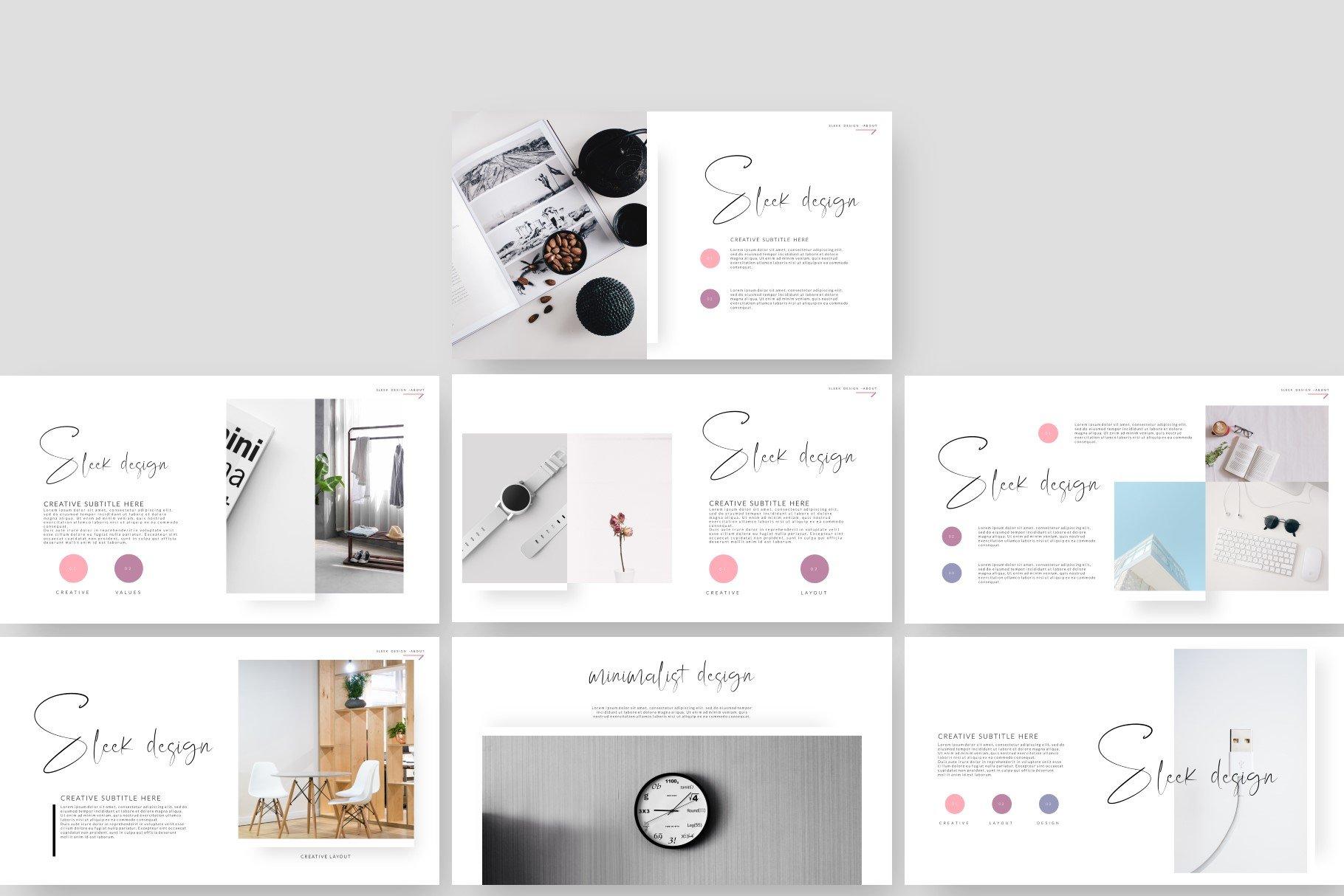 Sleek design ptc3