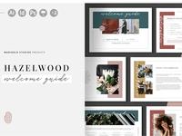 HAZELWOOD | Welcome Guide
