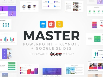 MASTER Presentation Bundle