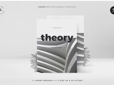 THEORY BW Photography Portfolio