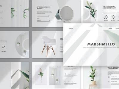 Marshmello - MNML PowerPoint