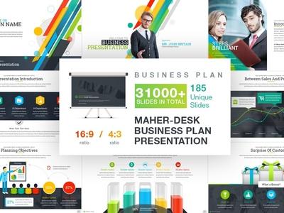 Business Plan | PowerPoint Template