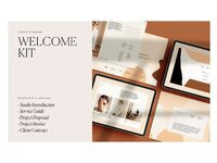 Welcome kit studio standard