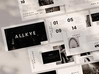 Allkye Keynote