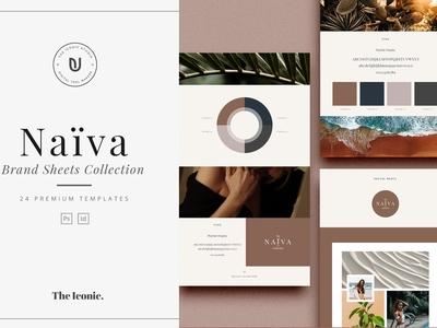 Naiva - Brand Sheets Collection