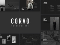 Corvo Google Slides Presentation