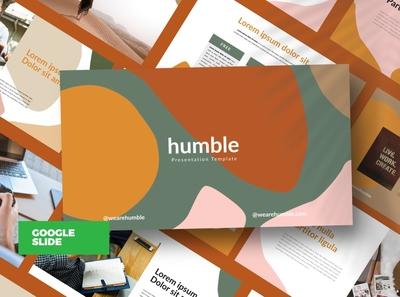 Humble - Google Slide Presentation