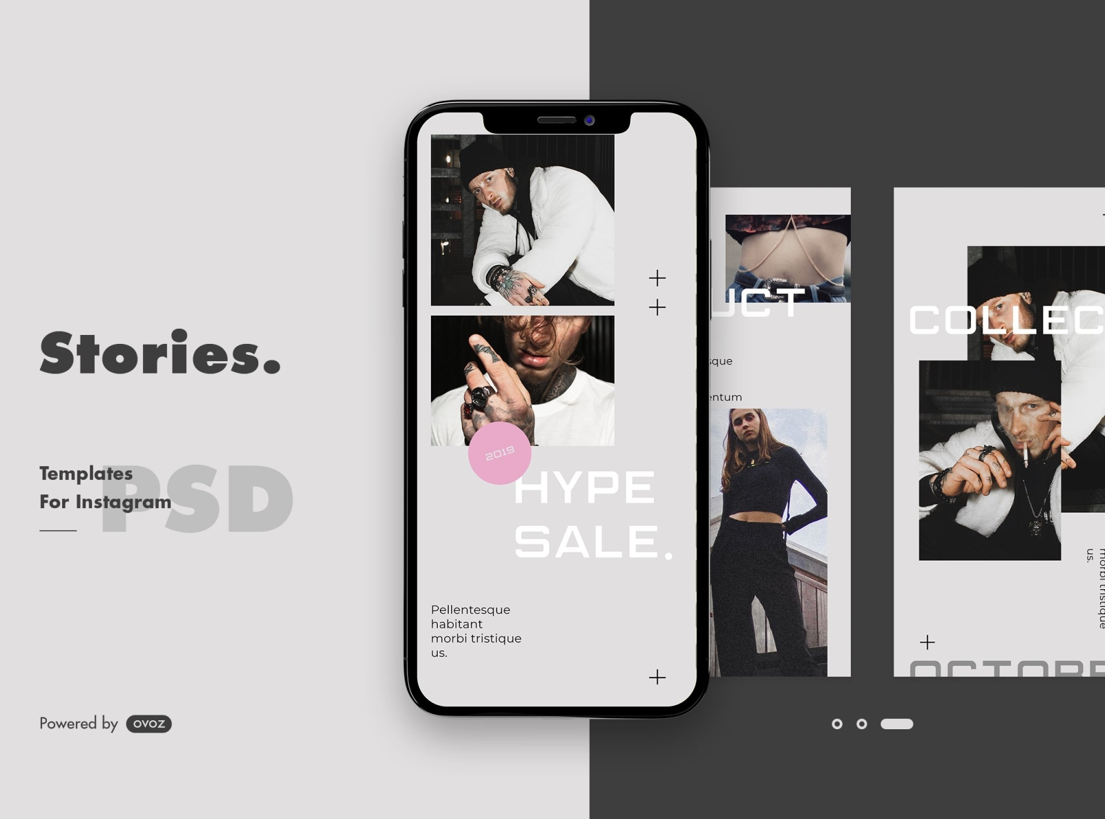 Instagram Story Template by Templates on Dribbble