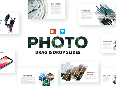 Photo slides presentations