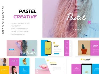 Pastel Creative Powerpoint
