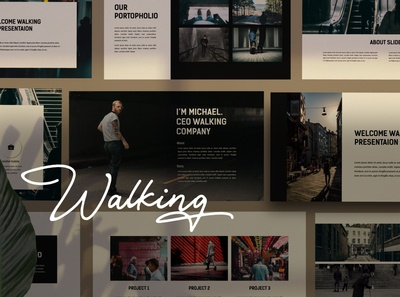 Walking - Powerpoint
