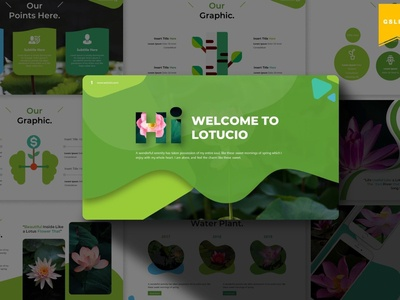 Lotucio - Powerpoint Template