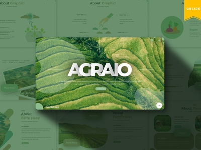 Agraio - Google Slides Template