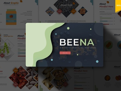 Beena - Google Slides Template