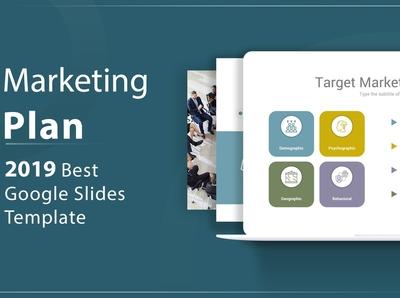 Marketing Google Slides Template