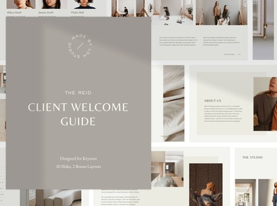 Reid Client Welcome Guide