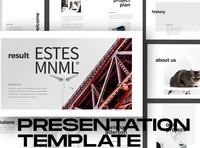 ESTES - Minimal Creative Keynote