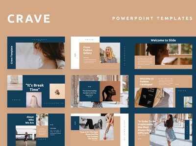 Crava Creative PowerPoint Template