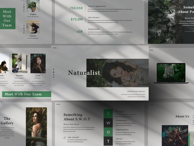 Naturalist | Powerpoint