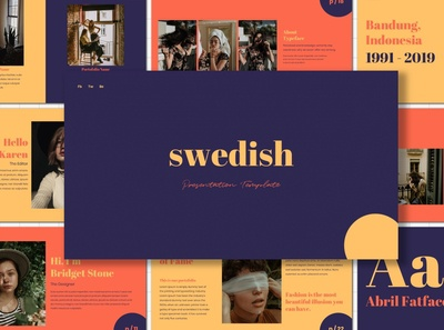 Swedish - Keynote Template