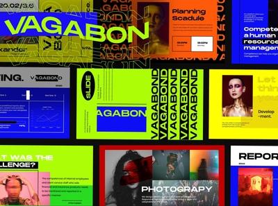 VAGABOND - Urban Design Powerpoint