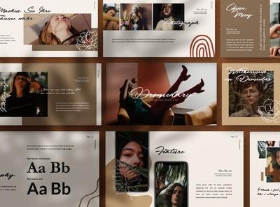 Dromadary Shets Brand Google Slide