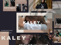Kalley Creative PowerPoint Template