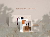 Keshie Creative PowerPoint Template
