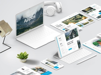 Appus Creative Powerpoint FULL