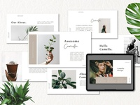 Camella PowerPoint Template