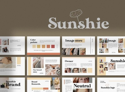 SUNSHIE - PowerPoint Template