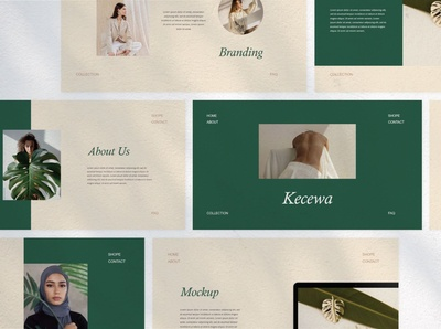 KECEWA - PowerPoint Template